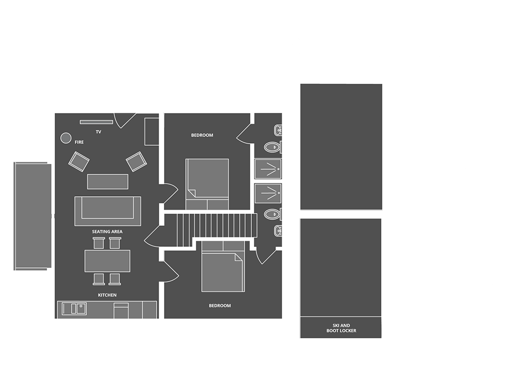 Four Twenty L'Élé Floor Plan