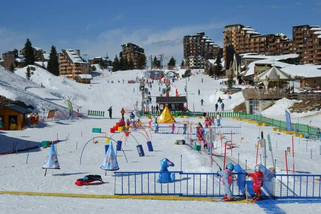 Piou Piou ski school
